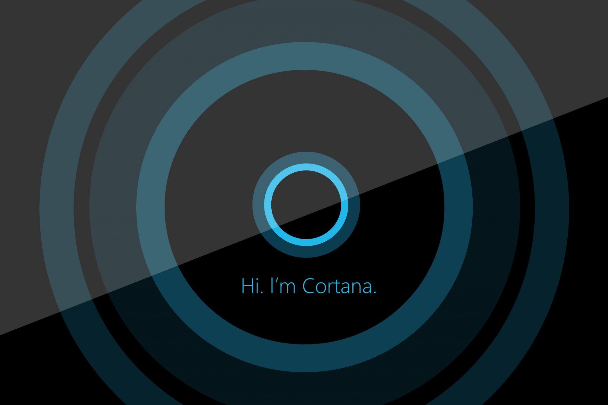 Hola, soy Cortana