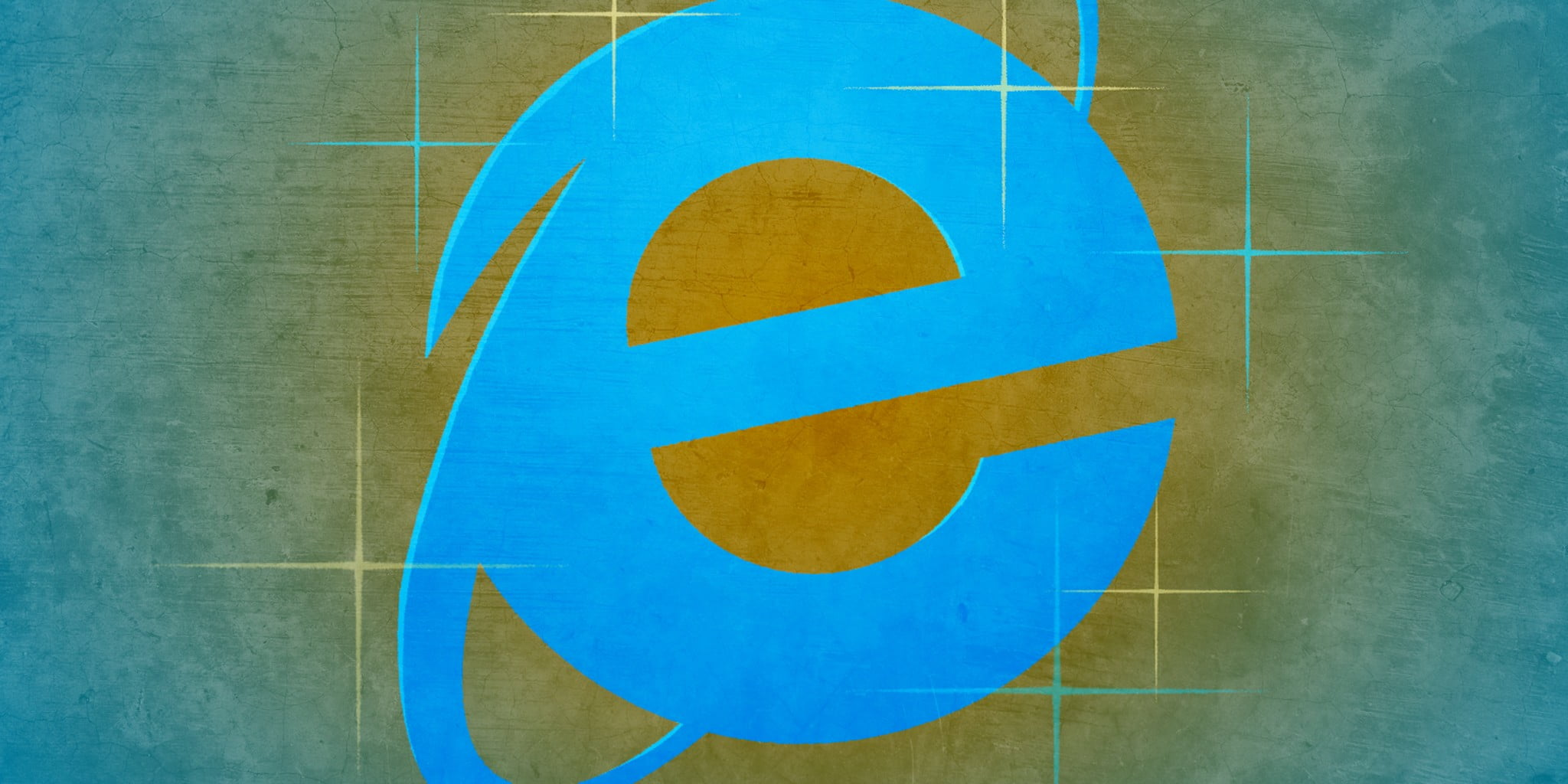 Logo sobre colores fríos