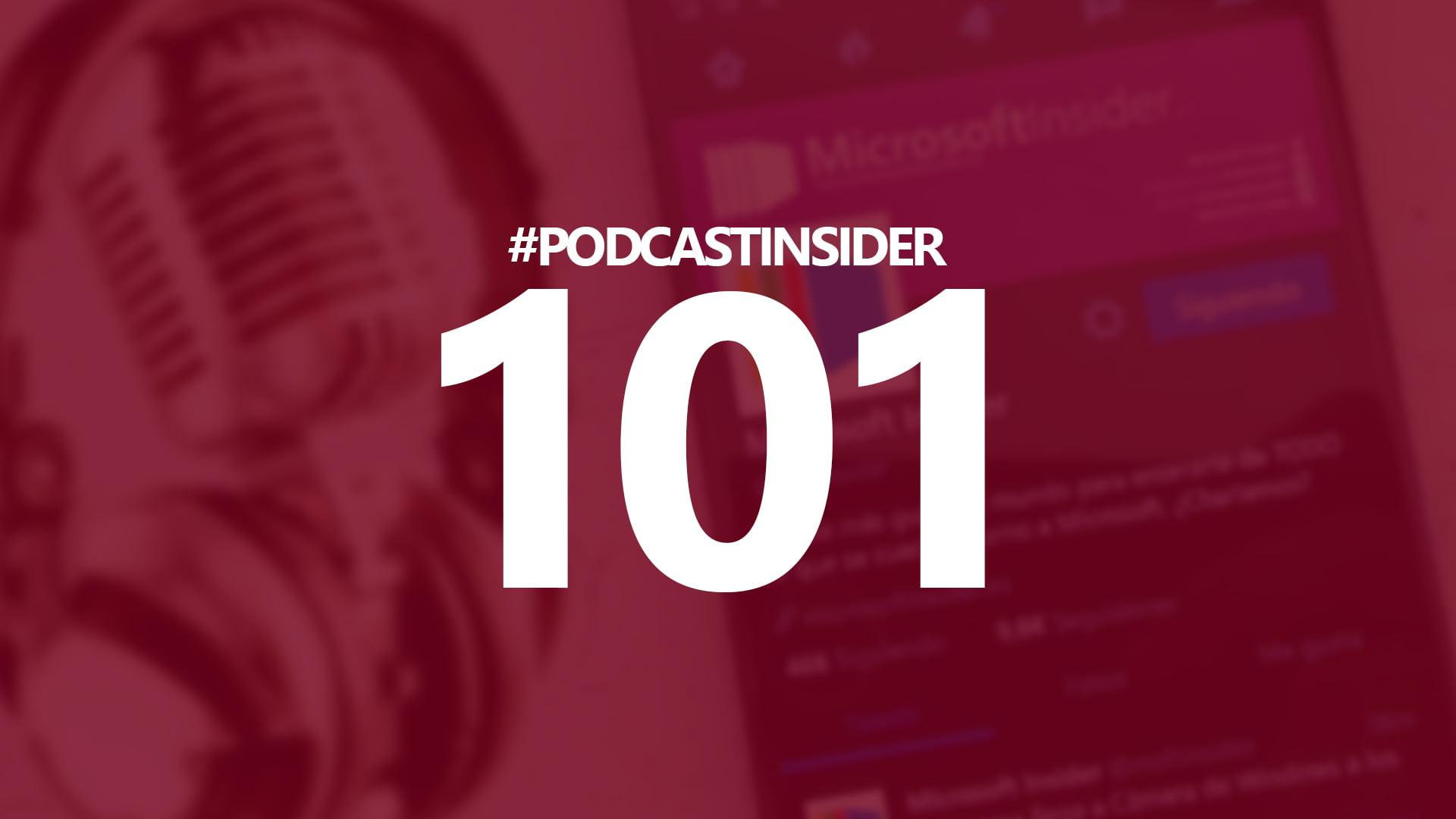 Llega el podcast 101