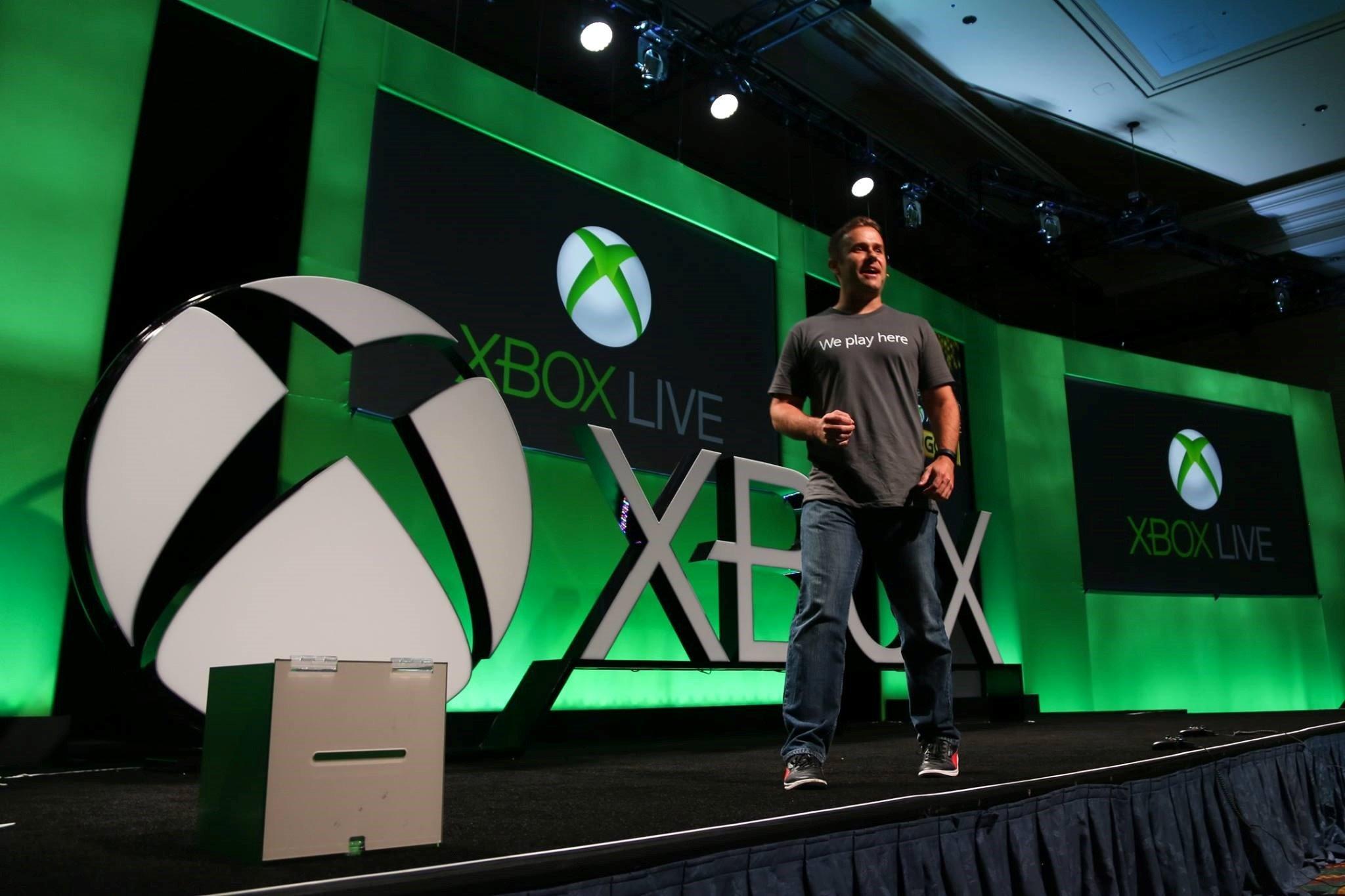 Hablando de Xbox Live en el E3