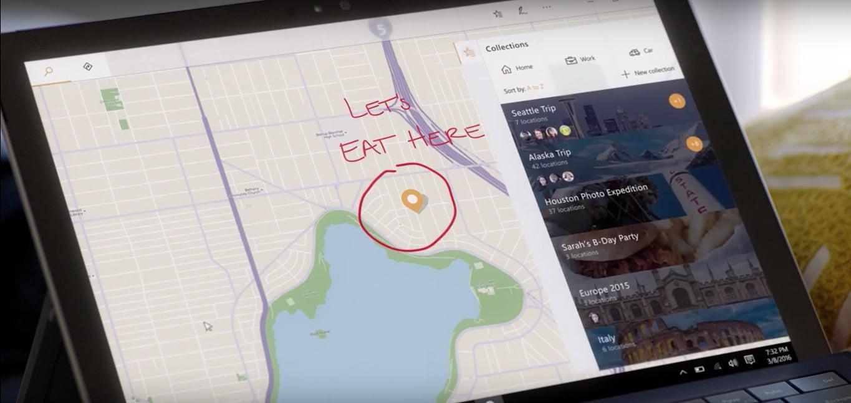 Los mapas tendrán un nuevo menú de favoritos