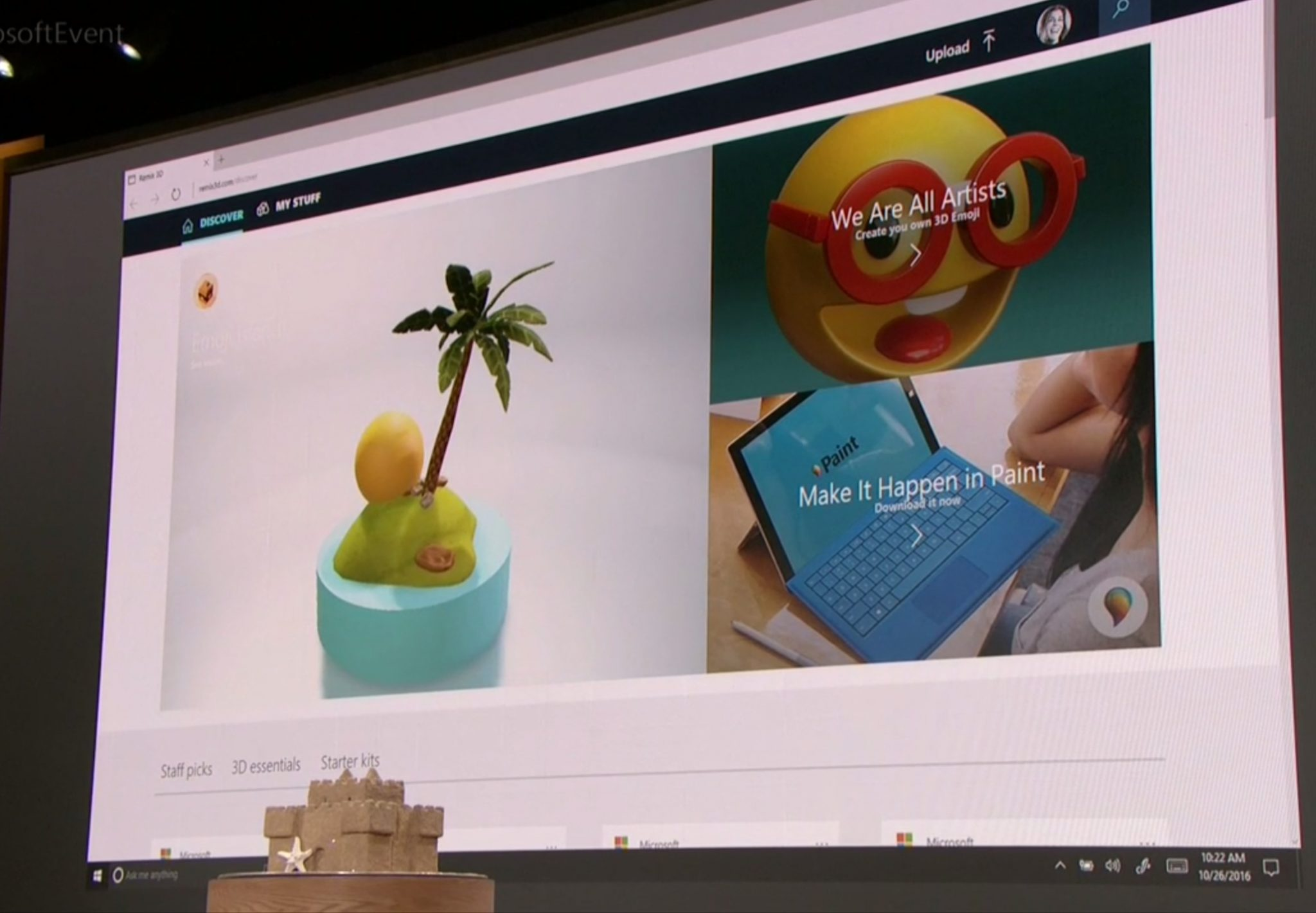 Descubre más sobre Remix 3D