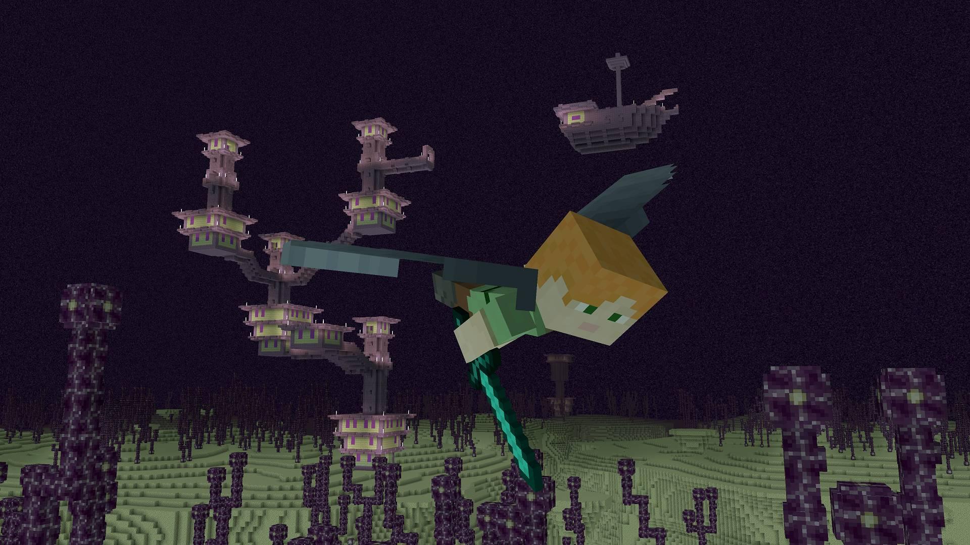 Ender Update de Minecraft