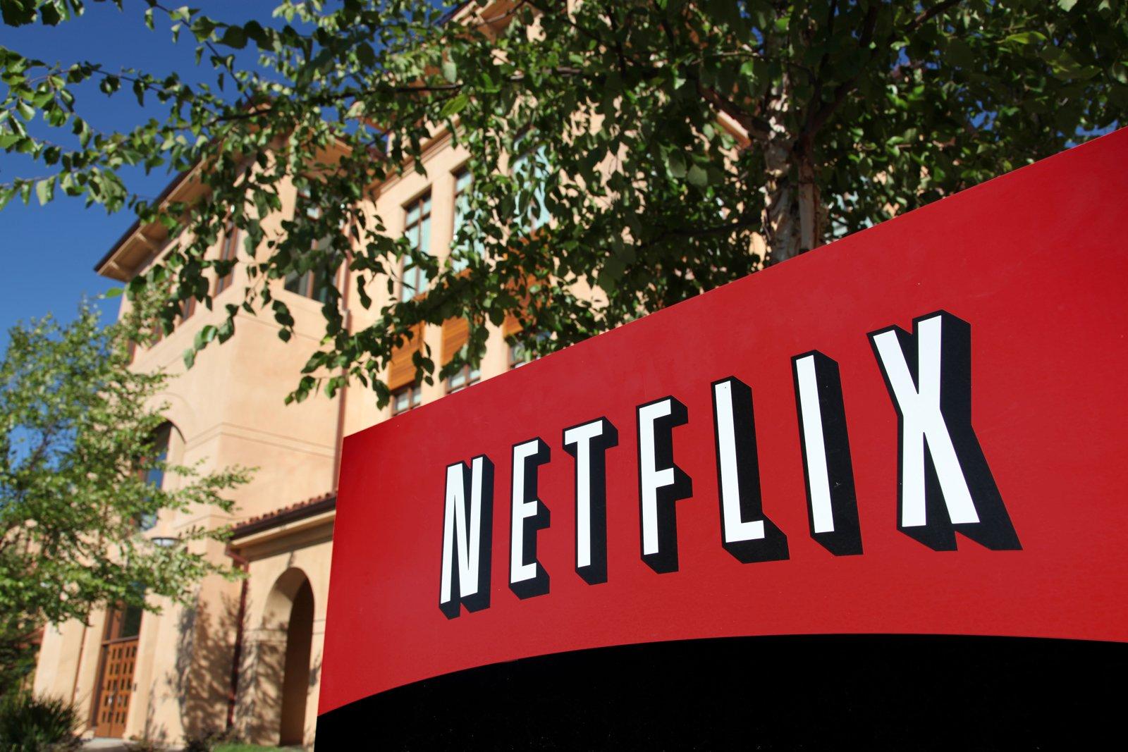 Oficinas centrales de Netflix