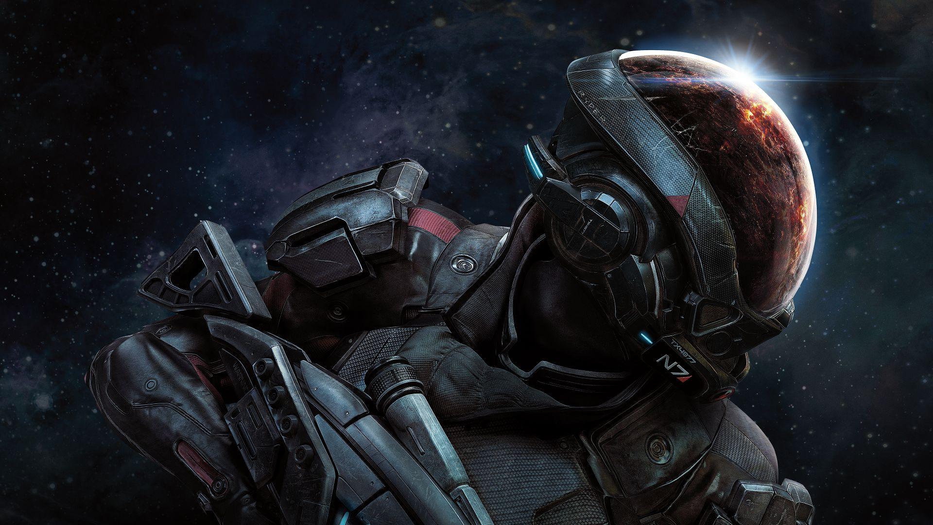 En marzo llega Mass Effect: Andromeda