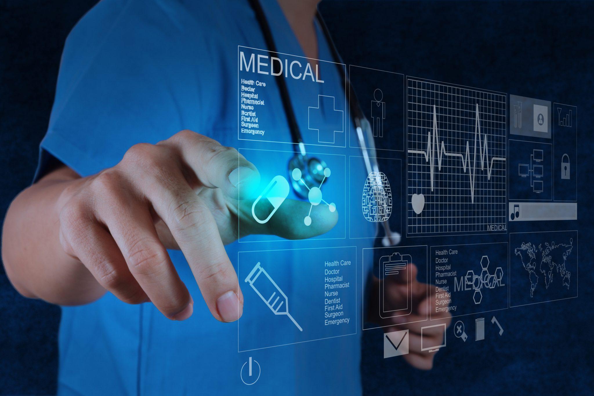 La industria médica puede confiar en Azure