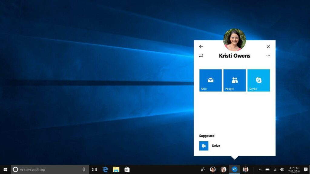 Compartir archivos en Windows 10