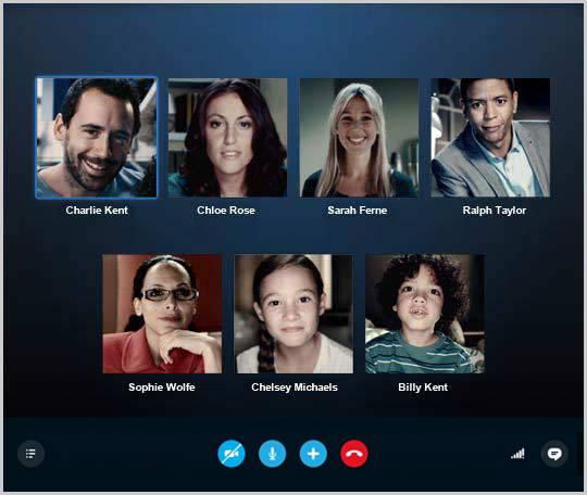 El mayor potencial de Skype