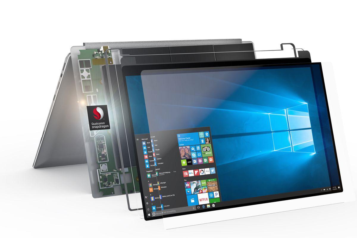 Lo nuevo de Qualcomm y Microsoft ya está aquí
