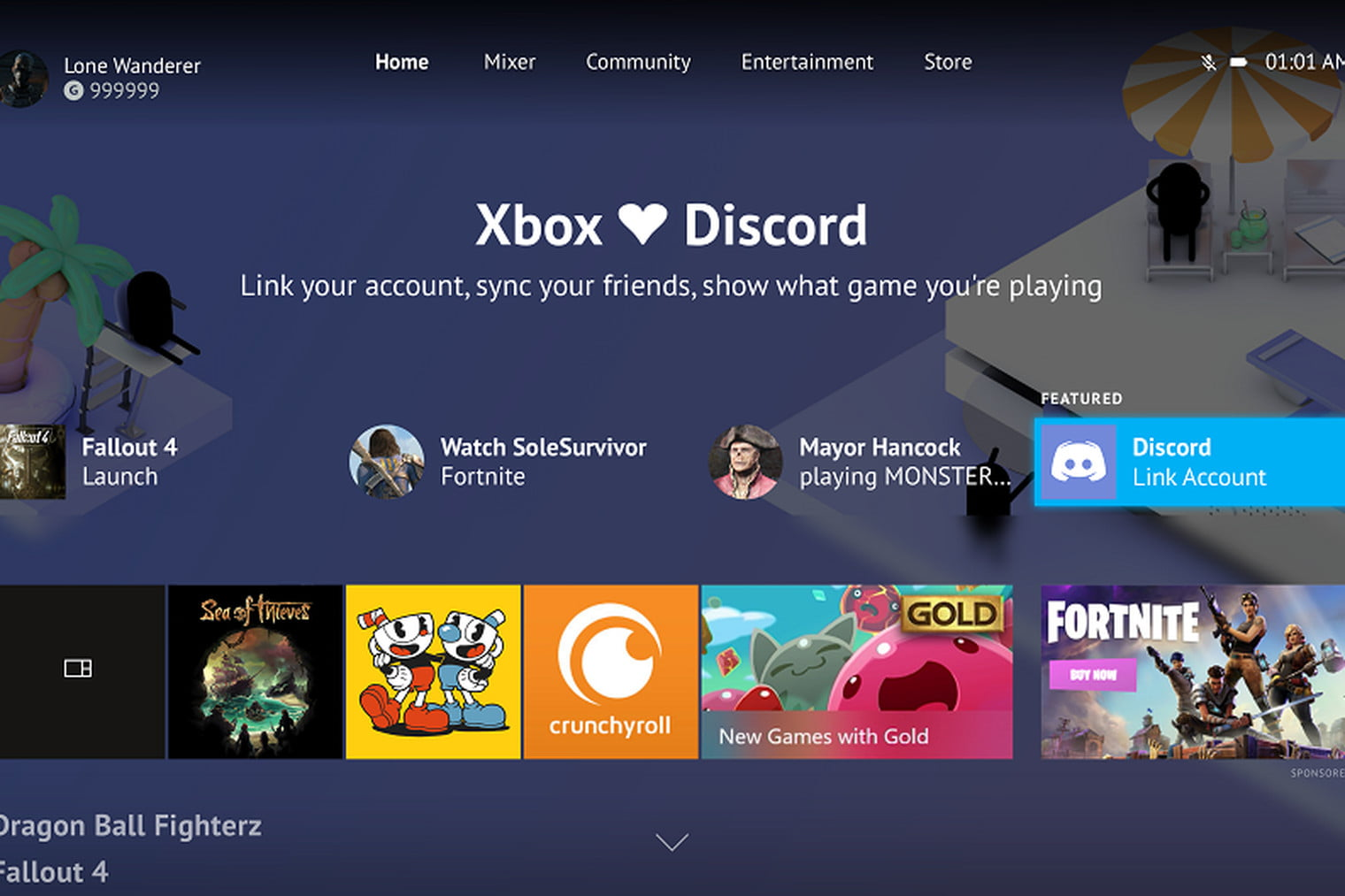Union entre Discord y Microsoft