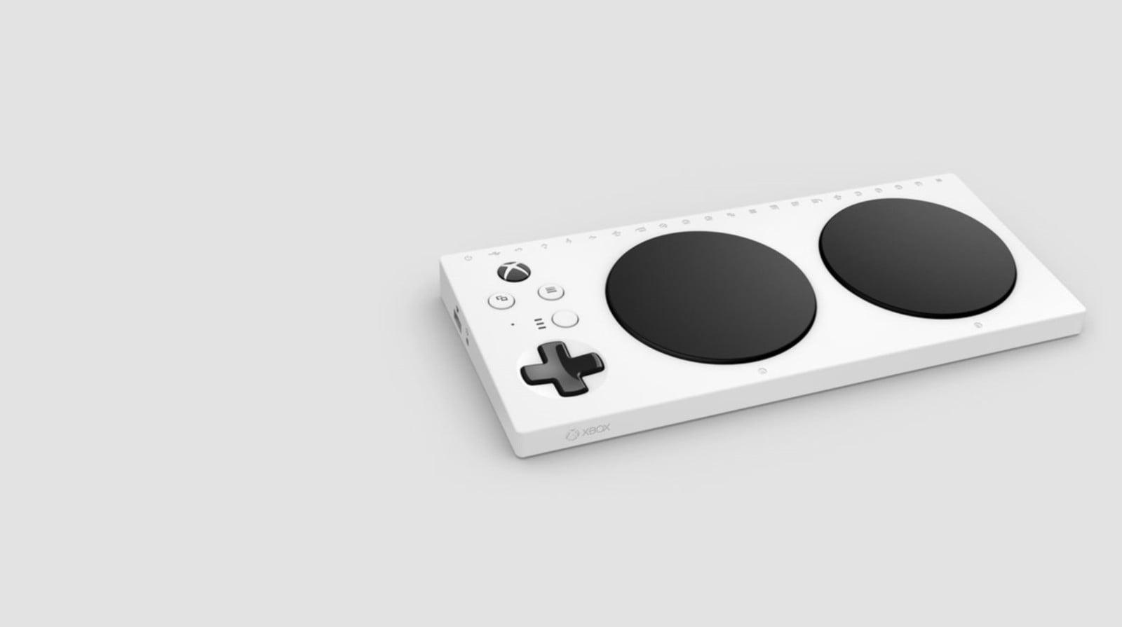 Un nuevo mando para que todos puedan jugar