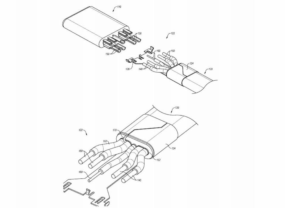 Nueva patente de conector USB Tipo C