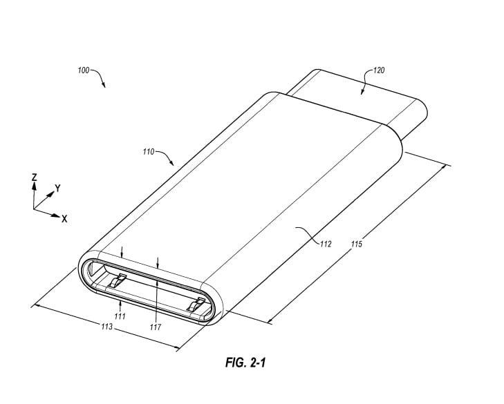 Nueva patente de conector USB Tipo CNueva patente de conector USB Tipo C