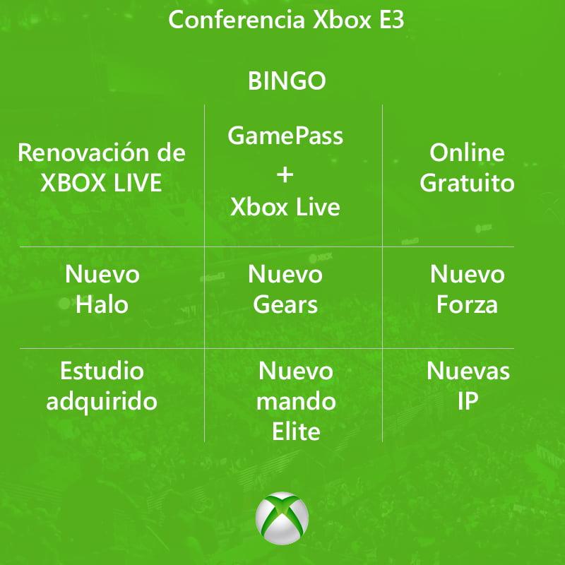 Bingo E3