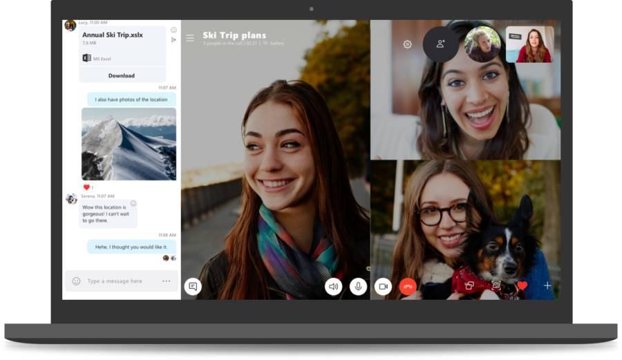 Grabación de llamadas con Skype 8