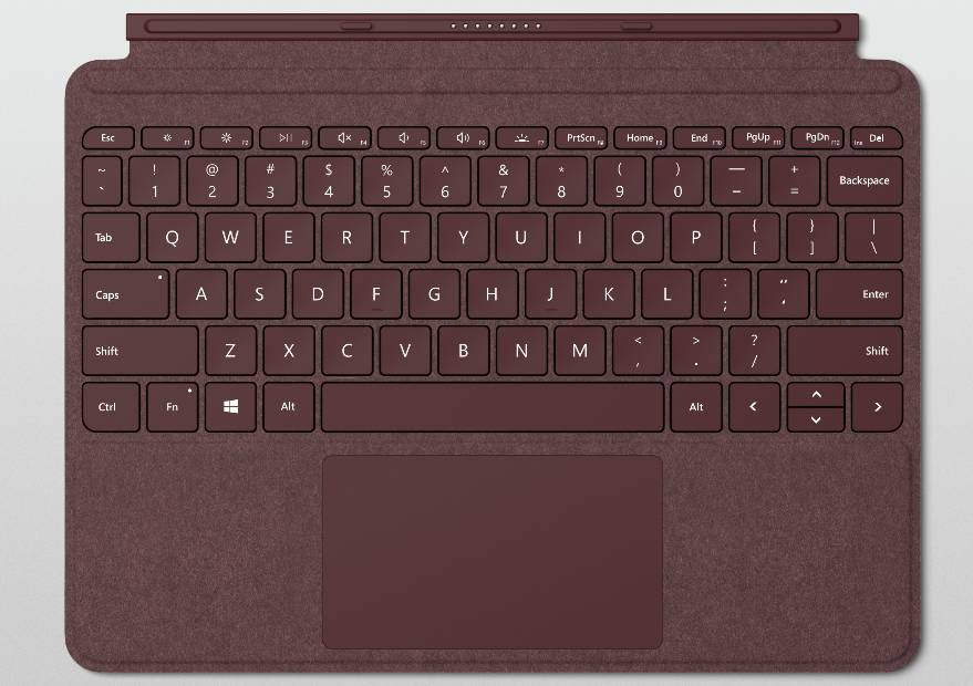 Surface Go Type Go
