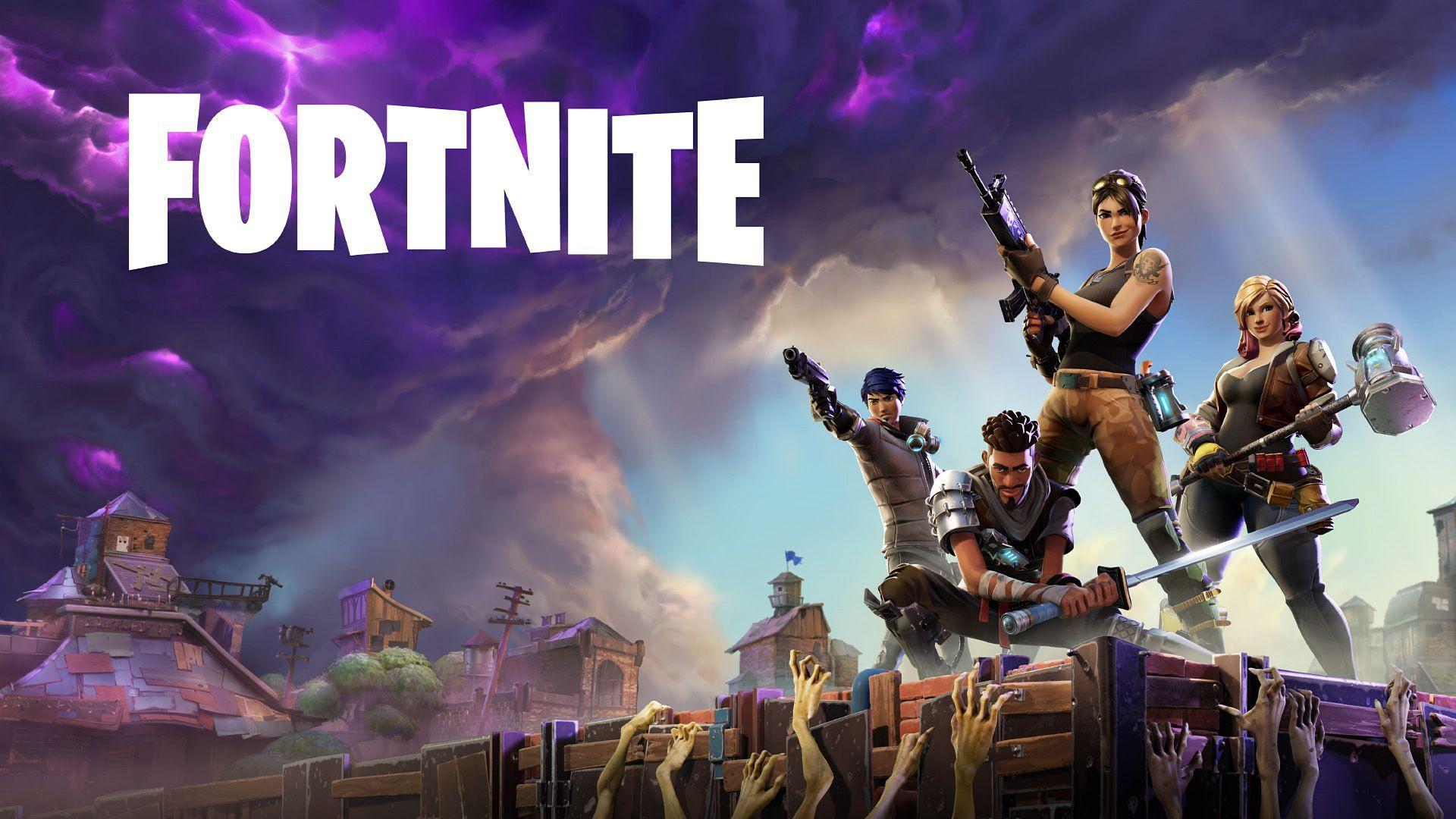 El pack de fundadores de Fortnite en oferta esta semana