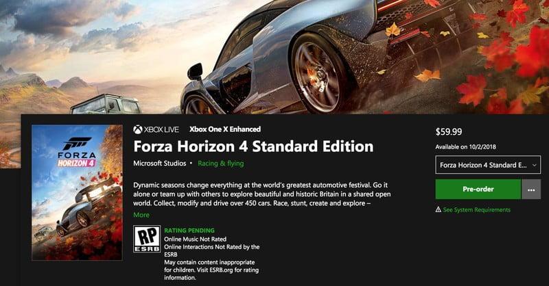 nuevo diseño Tienda Xbox Insider