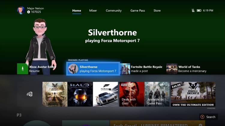 Avatar llega a Xbox One 1810