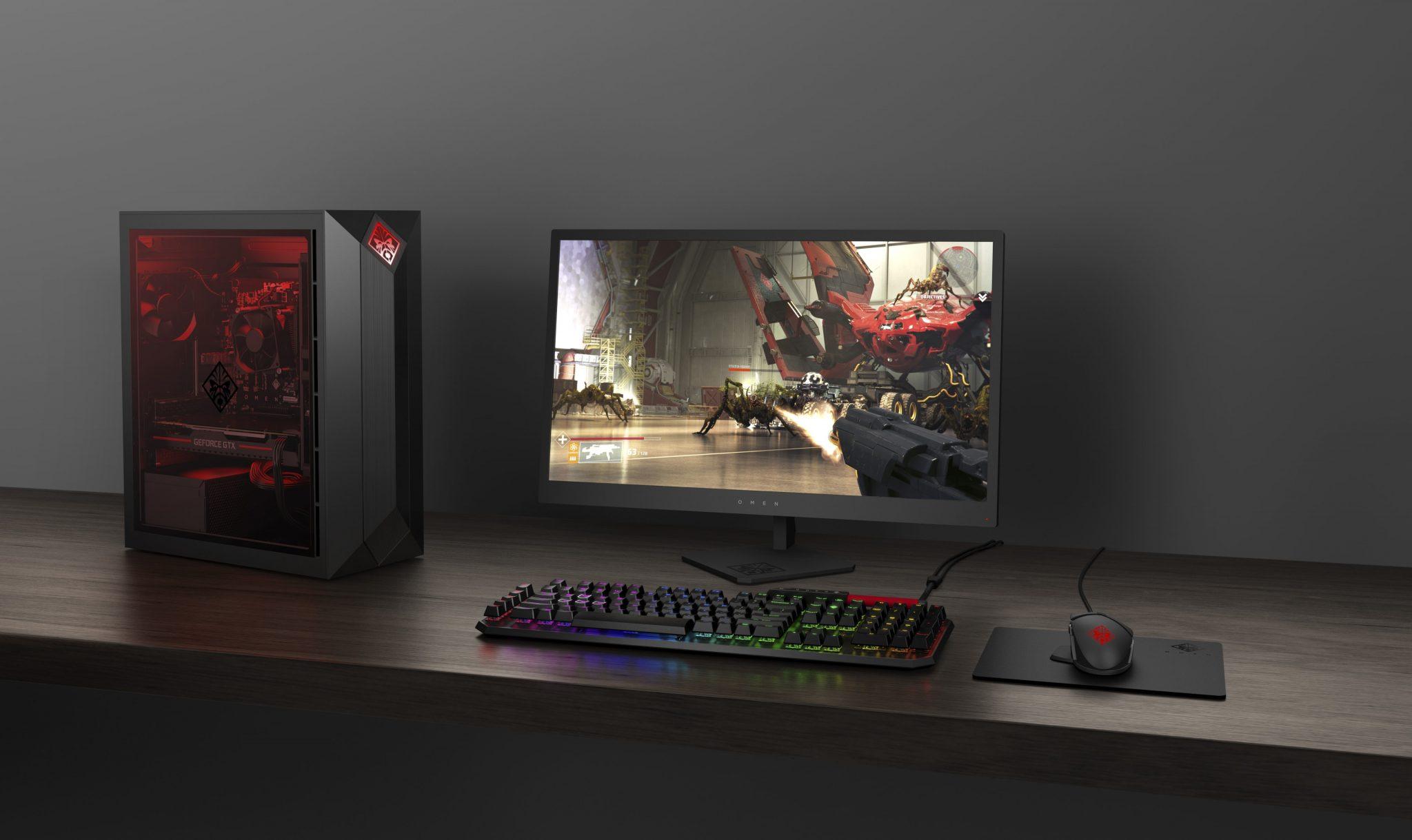 Descubre el OMEN Obelisk, el nuevo PC gaming de HP