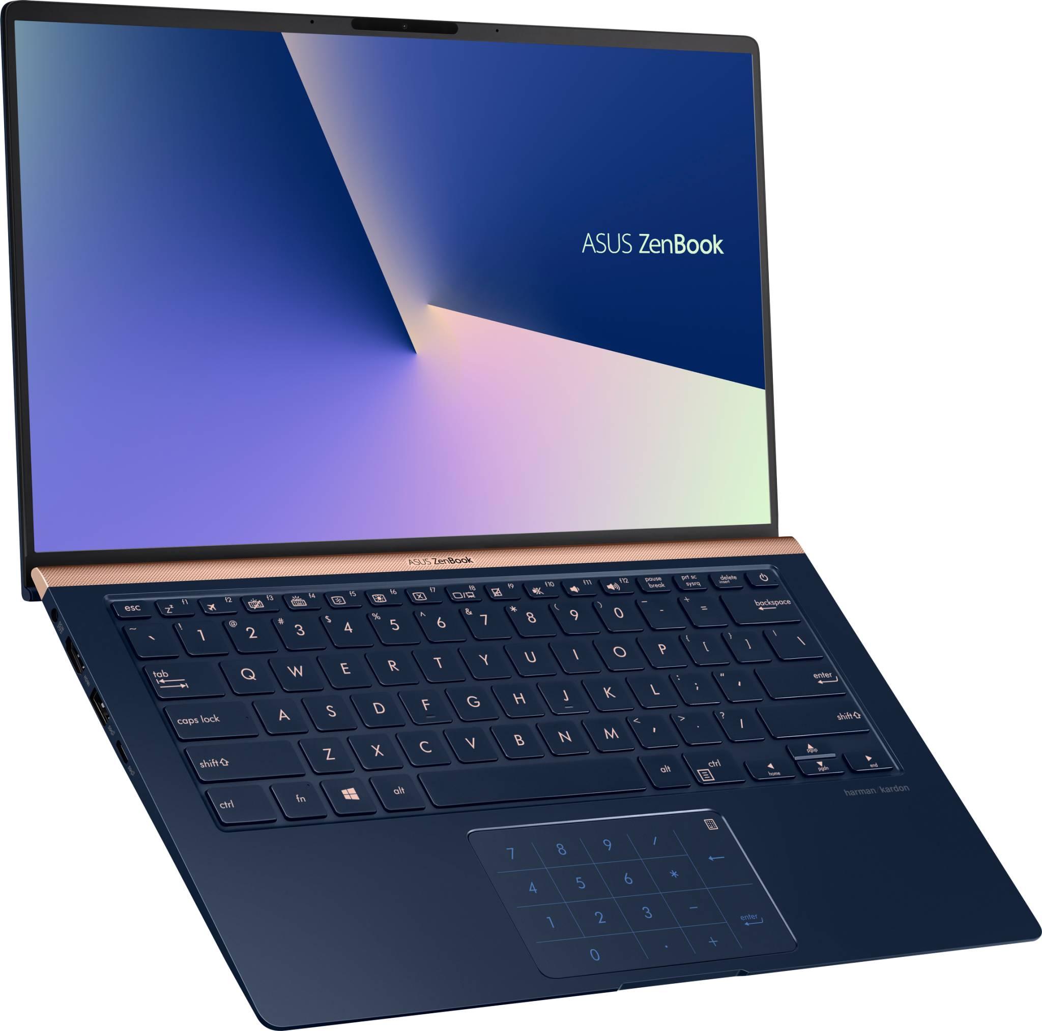 Asus ZenBook, el portátil más compacto del mundo