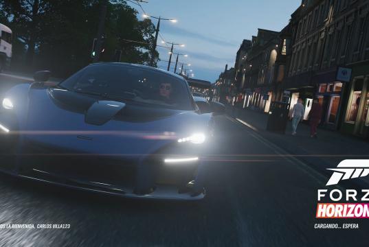 Así es Forza Horizon 4