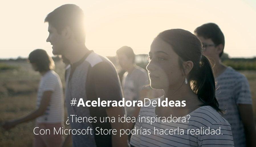 Tu idea tiene futuro con #AceleradoraDeIdeas