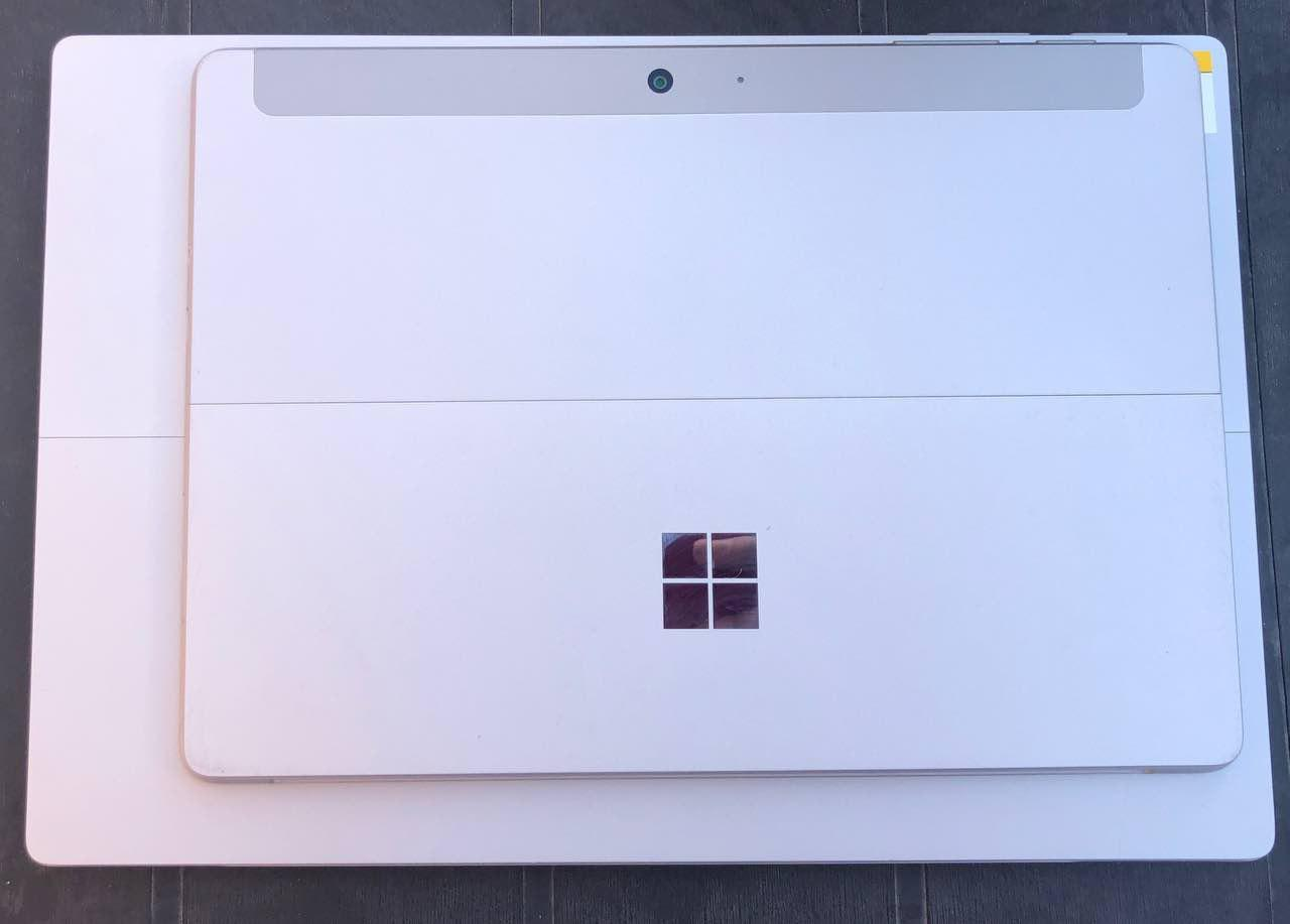 Surface Go vs Surface Pro 4