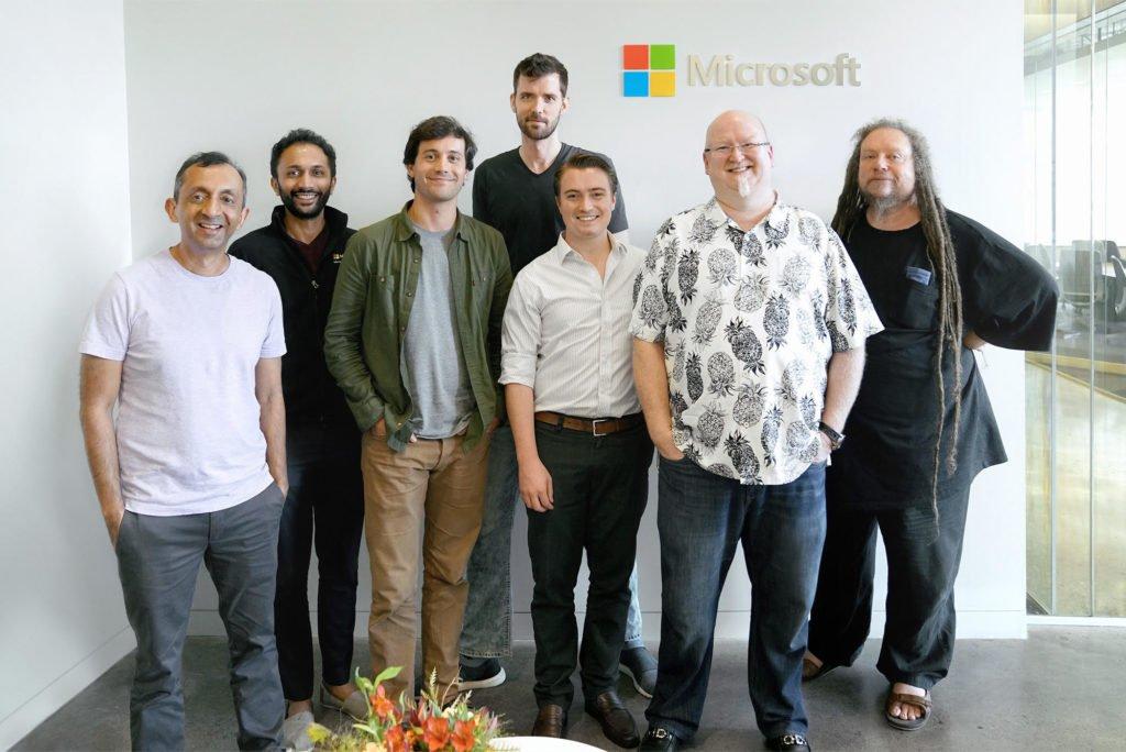 Lobe es la nueva adquisición de Microsoft