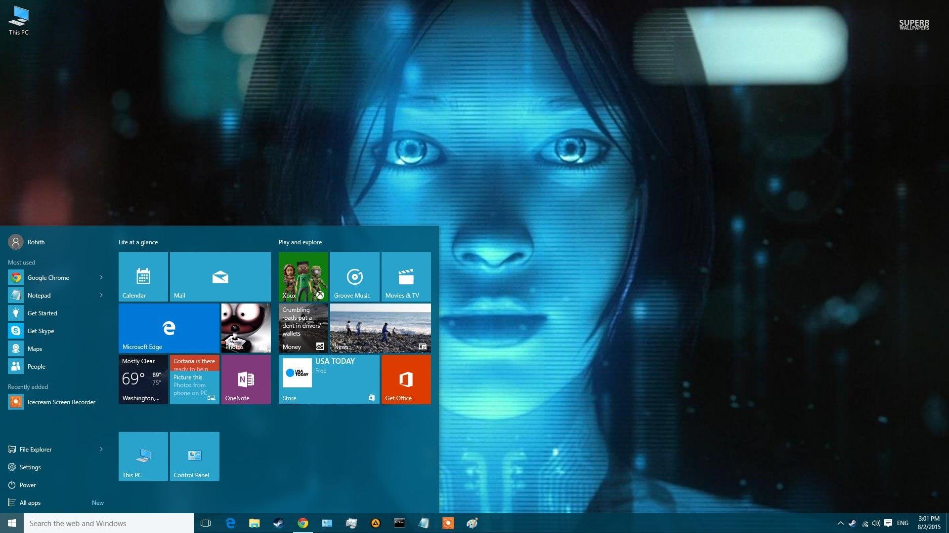 Microsoft Search Una Búsqueda única Para Windows 10