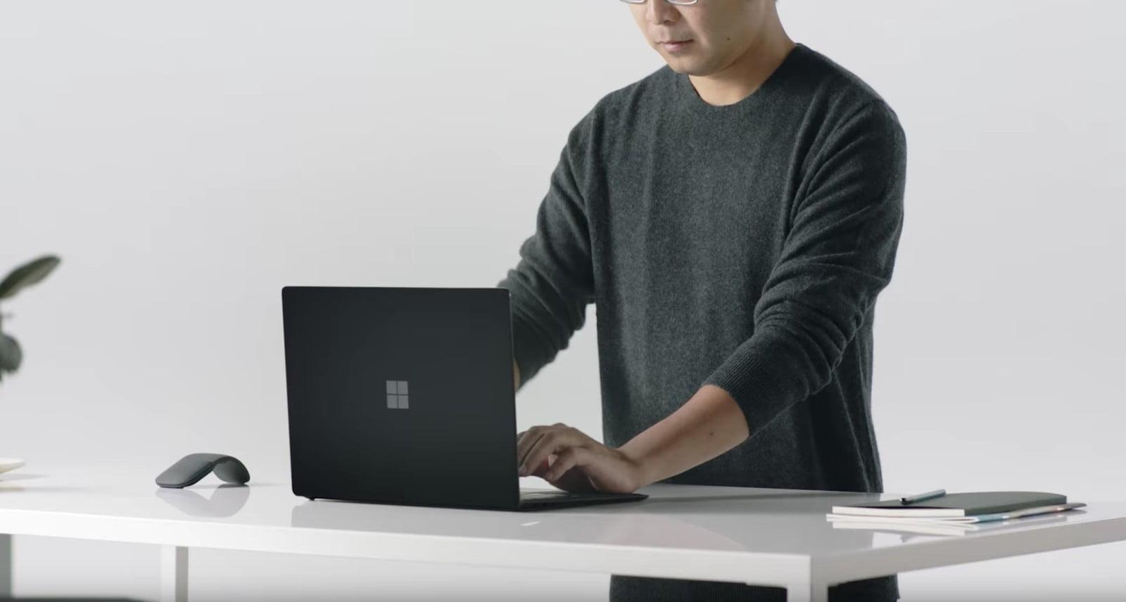 microsoft laptop 2 en color negro