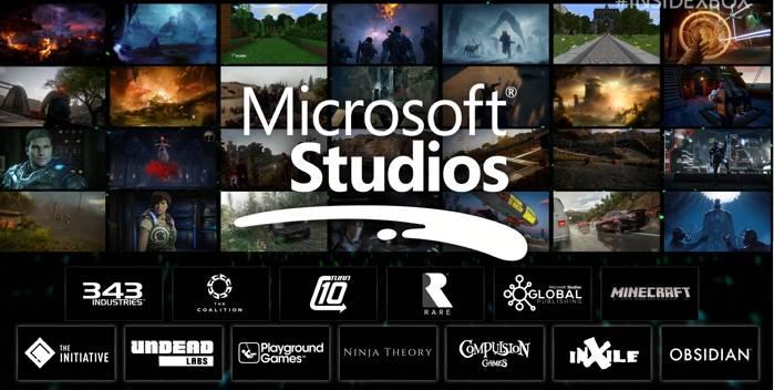 Microsoft Studios con Inxile Entertainment y Obsidian