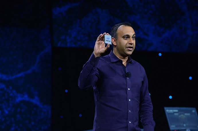 Intel en el CES 2019
