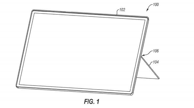 Surface Pro con marcos reducidos