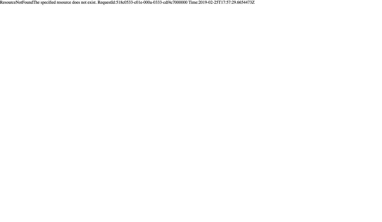 Mensaje al intentar descargar Windows Device Recovery Tool de los servidores de Microsoft