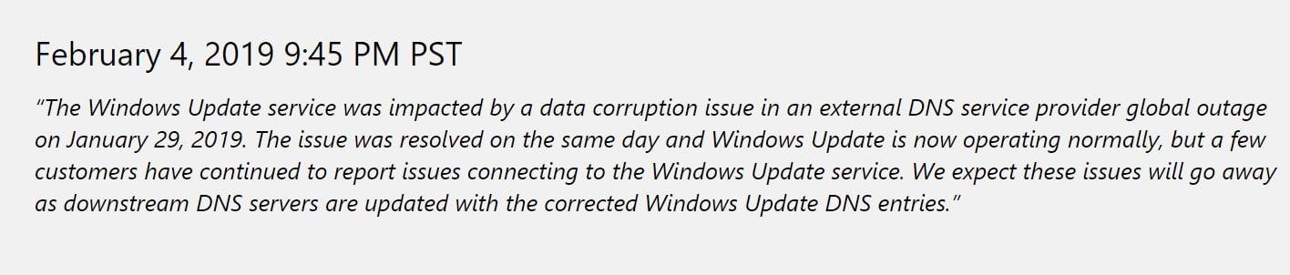 Documento soporte Microsoft