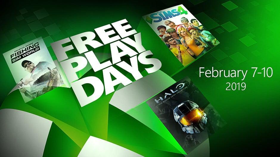 Los Free Play Days de la semana