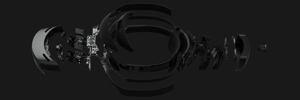 Hololens 2 por partes