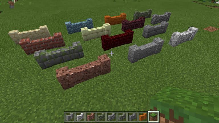 Nuevas vallas de Minecraft
