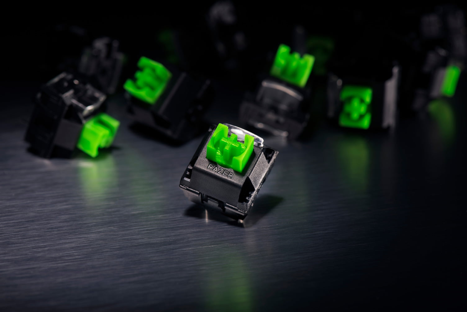 Los switches de Razer