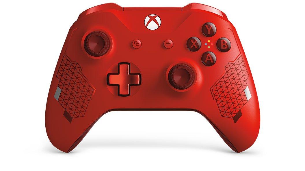 Mando rojo de Xbox One anunciado en el Inside Xbox delantera