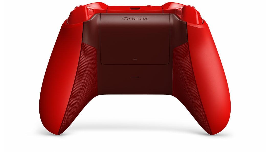 Mando rojo de Xbox One anunciado en el Inside Xbox trasera