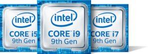 La última generación de Intel