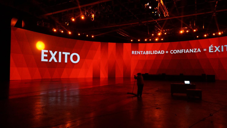 Microsoft Santander se unen en una alianza