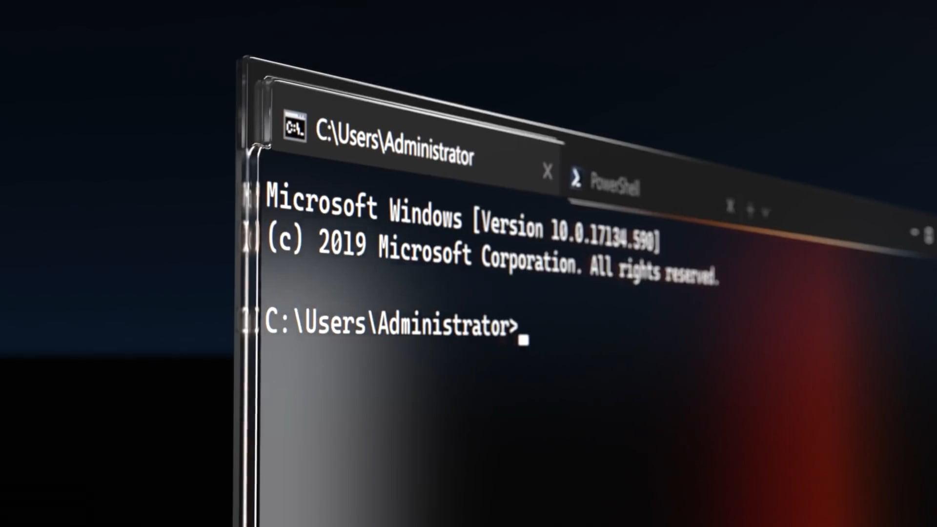 The Windows Terminal already has a brand new icon