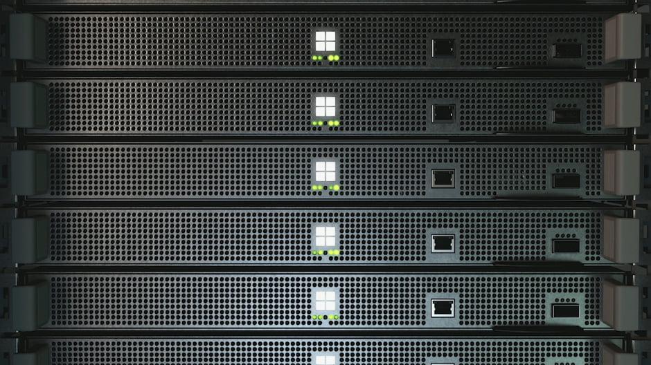 RAC de servidores