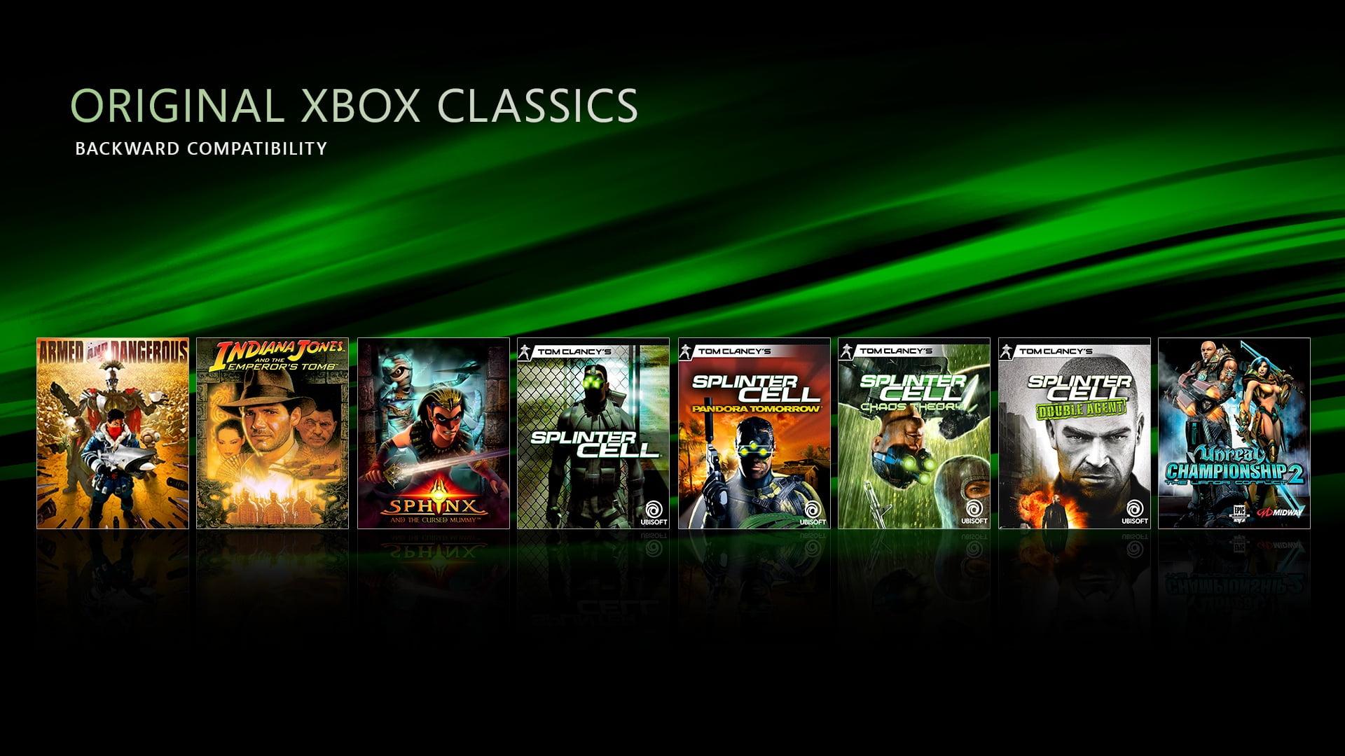 Títulos de Xbox