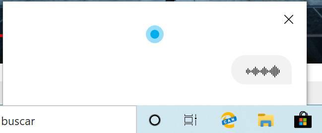 Nuevo Hey Cortana de Microsoft en la Build 18945