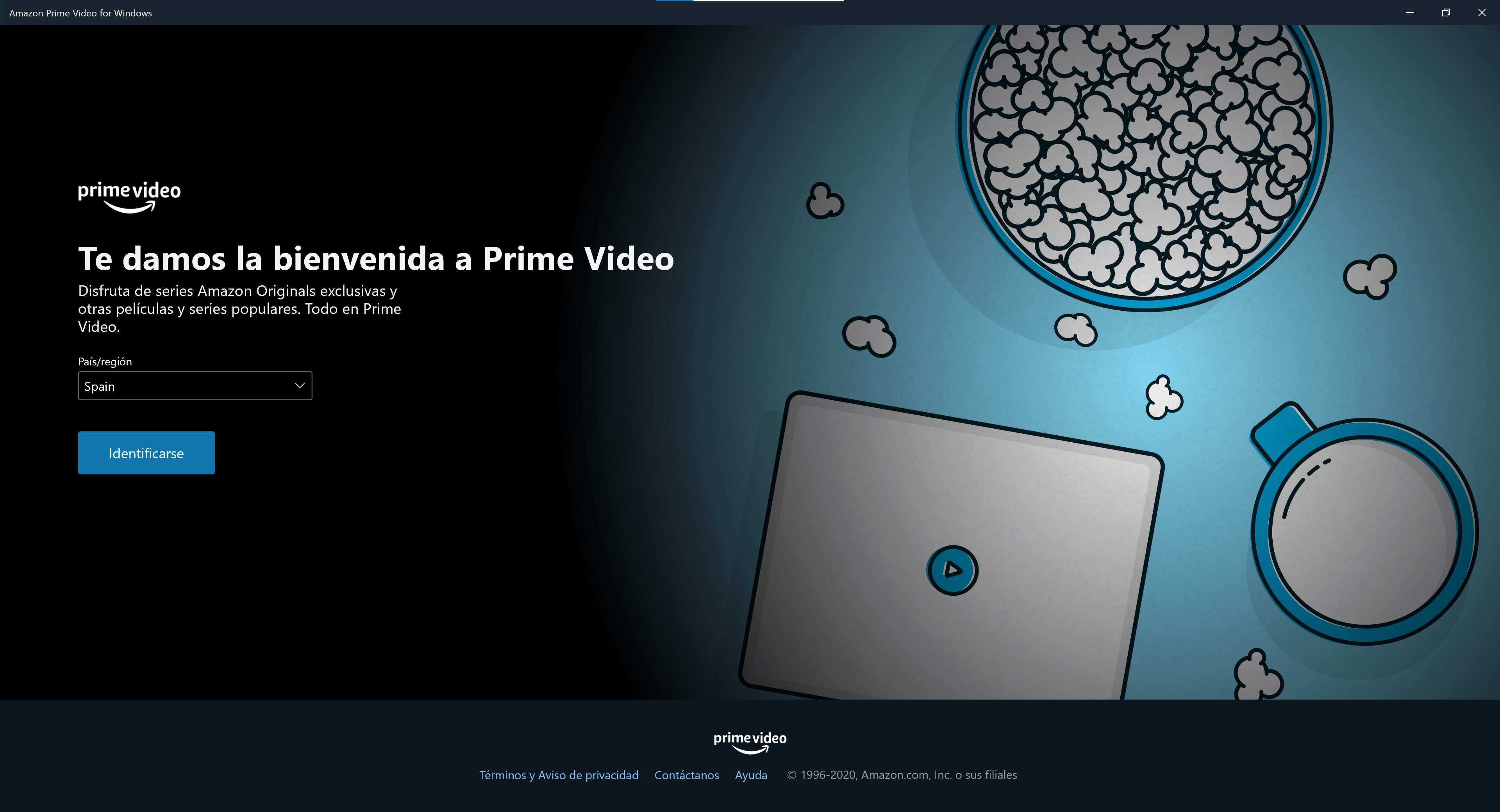 Amazon Prime Video para Windows