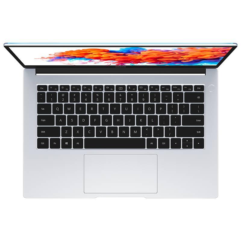 El teclado del Honor MagicBook 14